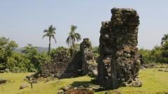 Monumento Nacional Ruínas Engenho São Jorge dos Erasmos