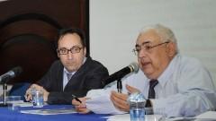 Enric Mallorquí-Ruscalleda (Universidade de Girona, na Espanha) e JeanLauand (USP e Metodista)