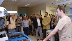 CCE inaugura laboratório de Manutenção de Microinformática