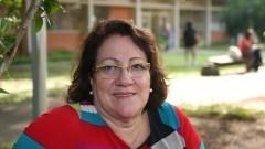 Professora Maria Martha Costa Hübner do Departamento de Psicologia Experimental do Instituto de Psicologia (IP). Foto: Marcos Santos/USP Imagens