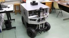 Veículo usado em guerras químicas