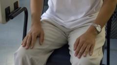 Centro de Saúde da FSP/USP desenvolve atividades de meditação como forma de tratamento terapêutico. Foto: Marcos Santos/USP Imagens
