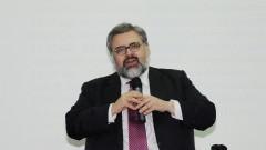 Professor Paulo Ferreira da cunha, da Universidade do Porto, em Portugal. Foto: Francisco Emolo/Jornal da USP