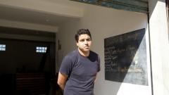 Miguel Chaves dos Santos, formado pela Escola Politécnica (Poli) da USP, passou a utilizar sua profissão para transformar a vida de populações carentes. Foto: Marcos Santos/USP Imagens