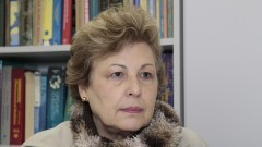 Elizabeth Igne Ferreira, professora da FCF