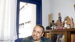 Professor Edemilson Antunes de Campos do Grupo de pesquisa da EE - Antropologia do Nascimento. Foto: Marcos Santos/USP Imagens
