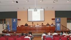 Palestra de lançamento da Enciclopédia Internacional de Ciência Política. Foto: Marcos Santos/USP Imagens