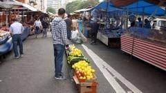 As feiras livres funcionam no Município de São Paulo desde meados do século XVII. Foto: Marcos Santos/USP Imagens