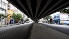 Minhocão no centro de São Paulo: Marcos Santos/USP Imagens