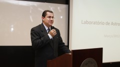 Prof. Dr. Tércio Ambrizzi - Diretor do IAG. Foto: Marcos Santos/USP Imagens