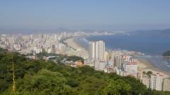 Vista aérea de Santos. Foto: Marcos Santos/USP IMagens