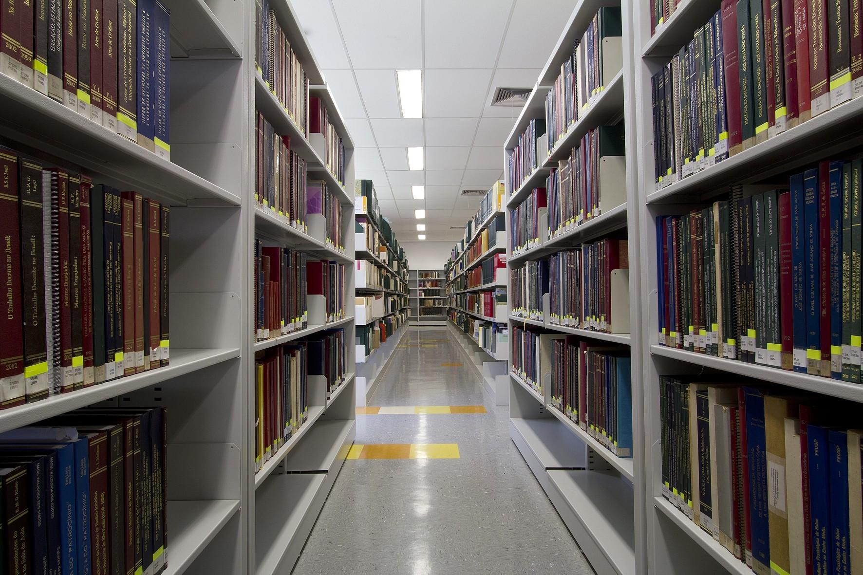 Nova Biblioteca III – FEUSP » USP Imagens Banco de imagens da USP #5F453C 1772x1181