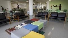 Área de Estar da Nova Biblioteca da Faculdade de Educação. Foto:Marcos Santos/USP Imagens