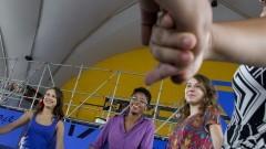 Programação Mulheres na Tenda. Foto: Marcos Santos/USP Imagens