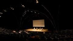 Debate O nascer no Brasil. Foto: Marcos Santos/USP Imagens