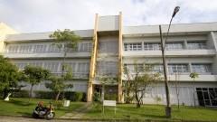 Fachada do Centro de Competência em Software Livre. Foto: Marcos Santos/USP Imagens