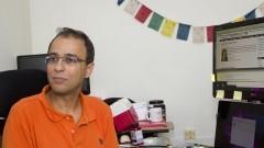 Professor Alfredo Goldman vel Lejbman do Centro de Competência em Software Livre. Foto: Marcos Santos/USP Imagens