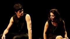"""Cena da peça de teatro """"Amor e Restos Humanos"""". Foto: Águeda Amaral"""