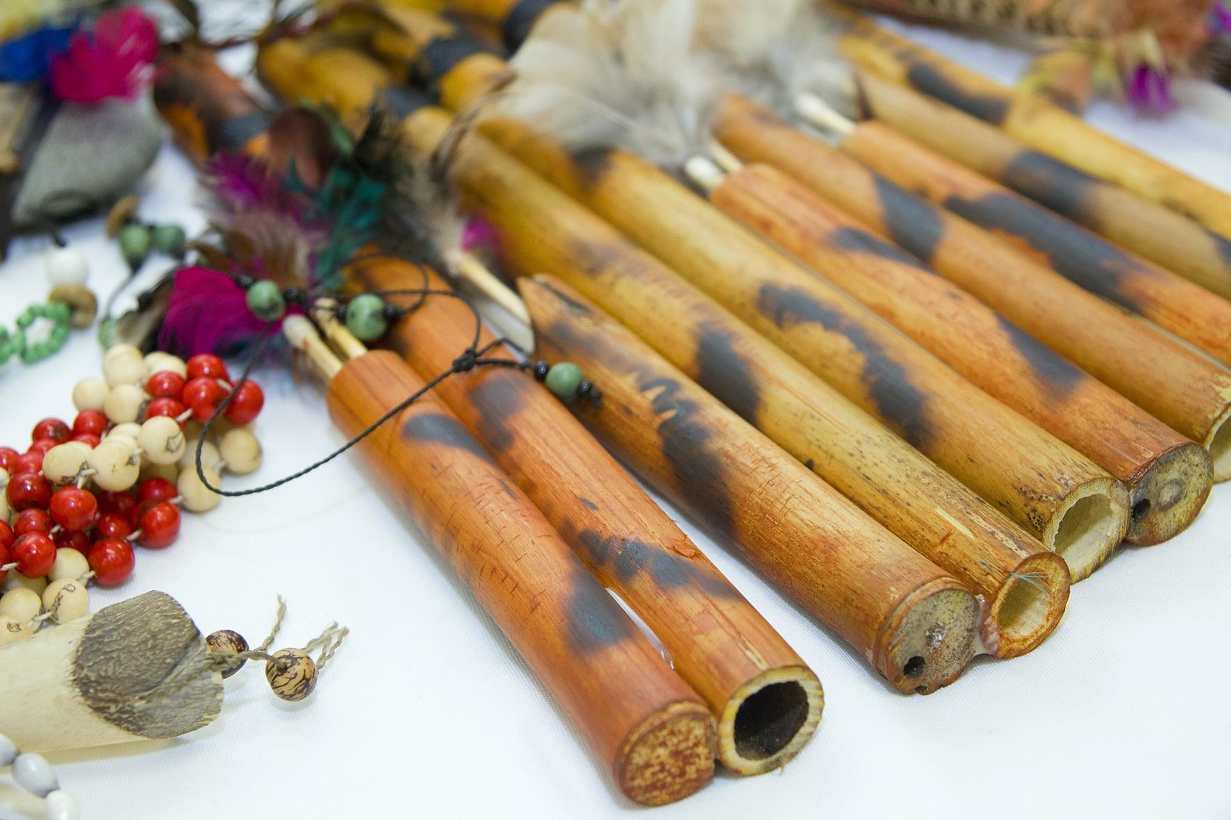 Artesanato Origem Indigena ~ Arte produzida por povos indígenas Foto Marcos Santos
