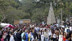 PRCEU. 10ª Feira e as Profissões. A Feira aconteceu de 18 a 20 de agosto no Parque Cientec. 2016/08/18 Foto: Marcos Santos/USP Imagens