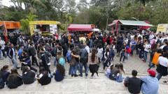 PRCEU. 10ª Feira de Profissões. A Feira aconteceu de 18 a 20 de agosto no Parque Cientec. 2016/08/18 Foto: Marcos Santos/USP Imagens