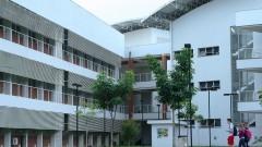 Vista do Campus da EACH. Foto: Denis Pacheco/USP Imagens