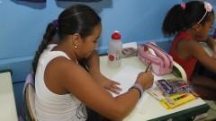 Arte escola E.E. de Primeiro Grau Professora Clorinda Dante: Foto: Marcos Santos/USP Imagens