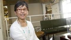 Professora Madalena Natsuko Hashimoto Cordaro do Centro de Estudos Japoneses. Foto: Marcos Santos/USP Imagens