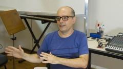 Professor Fernando Iazzetta. Foto: Marcos Santos/USP Imagens