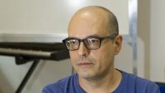 Professor Fernando Iazzetta (ECA). Foto: Marcos Santos/USP Imagens