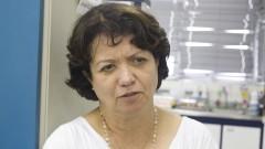 Professora Maria Inês Nogueira. Foto: Marcos Santos/USP Imagens