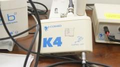 Analisador de Gases Portátil. Foto: Marcos Santos/USP Imagens