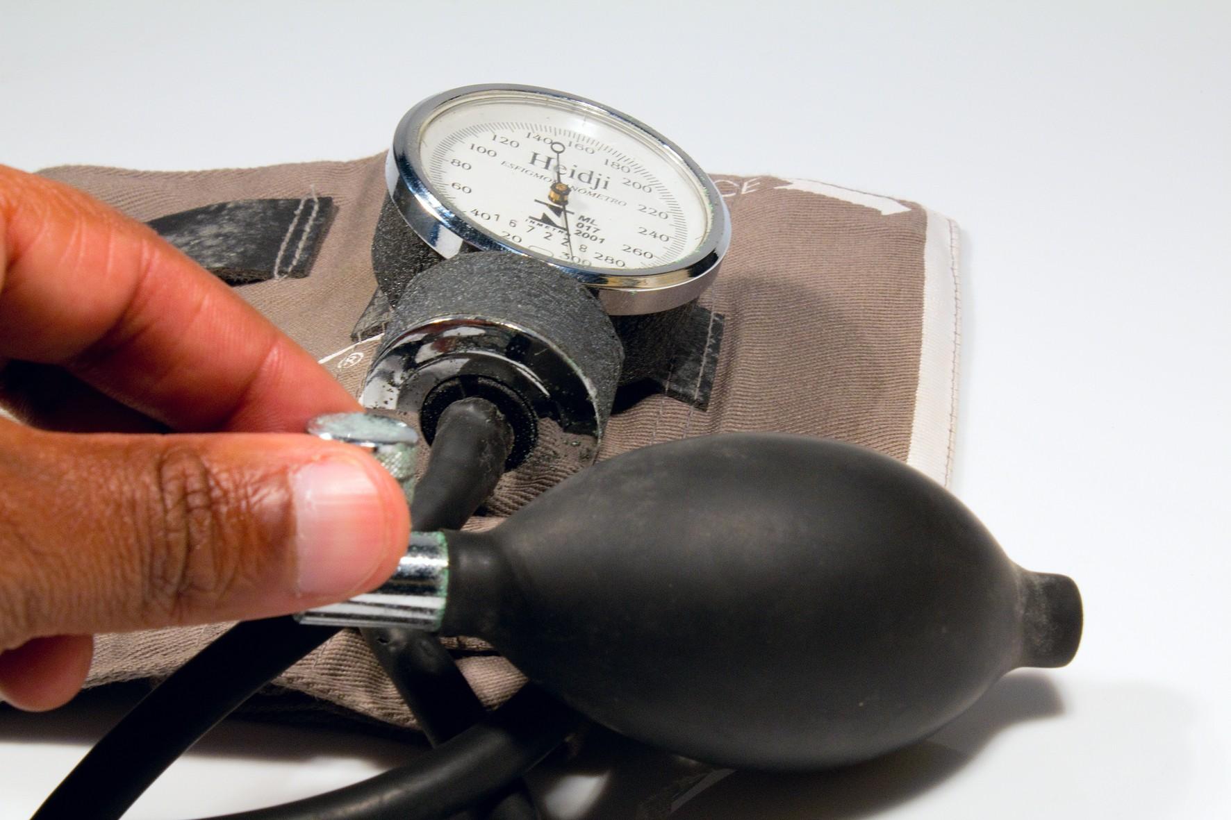 El mayor inconveniente de la utilización de Presión arterial normal