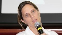 A publicitária Mariana Montoro. Foto: Marcos Santos/USP Imagens