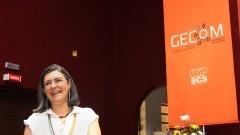 Professora Sandra Maria Ribeiro dos Santos da ECA. Foto: Marcos Santos/USP Imagens