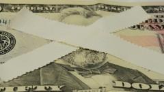 Cédula de dólar. Foto: Marcos Santos/USP Imagens
