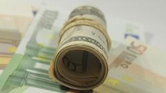 Cédulas de Dólar e Euro. Foto: Marcos Santos/USP Imagens