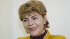 Professora Brasilina Passarelli. Coordenadora Científica e membro do Conselho Deliberativo do NAP-Escola do Futuro. Foto: Marcos Santos/USP Imagens