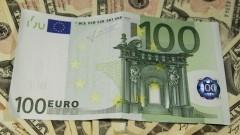 Cédulas de Euro e dólar. Foto: Marcos Santos/USP Imagens