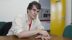 Professor Fausto Roberto Poço Viana. Foto: Marcos Santos/USP Imagens