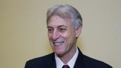 Professor Enrico Lippi Ortolani (Diretor da FMVZ na Gestão 2014-2017) durante a Comemoração dos 95 anos de criação do Curso de Medicina Veterinária e de 80 anos de criação da FMVZ. Foto: Marcos Santos/USP Imagens