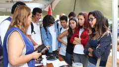 Feira Ciência e Tecnologia. Foto: Marcos Santos/USP Imagens