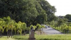 Vista da praça Professor Rubião Meira. Foto: Marcos Santos/USP Imagens