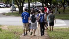 Semana de Recepção aos Calouros 2014 – Campus da Capital
