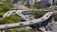 Vista da Avenida Pedro Álvares Cabral. Foto: Marcos Santos/USP Imagens