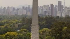 Obelisco do Ibirapuera. Foto: Marcos Santos/USP Imagens