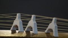 Trastes usados para tocar no o koto. foto: Marcos Santos/USP Imagens