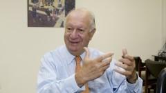 Ex-Presidente do Chile Ricardo Lagos