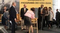 Lançamento do Programa Cão-guia II
