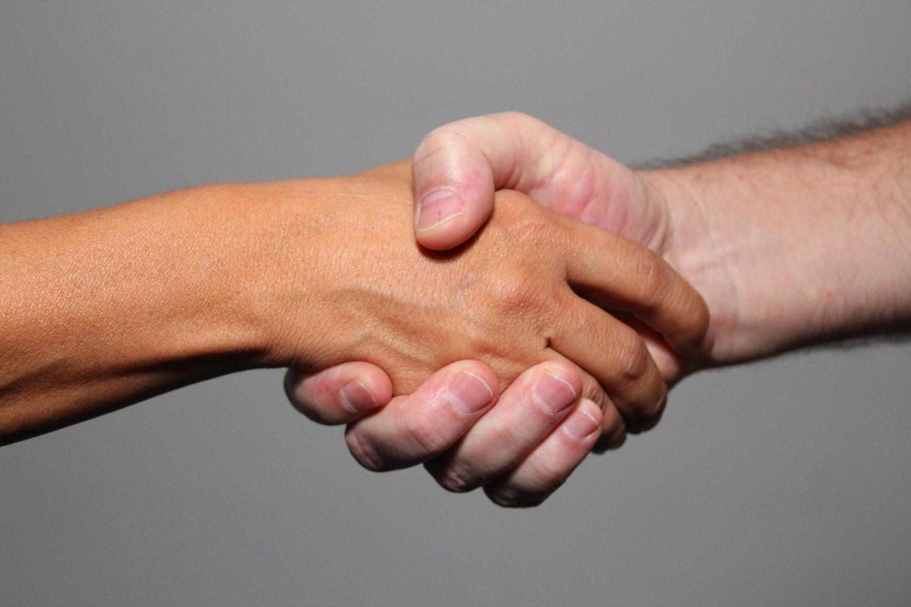 Imagens De Cumprimento: Mãos » USP Imagens